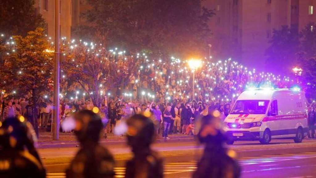 Le Bélarus annonce la victoire écrasante du président après une nuit de répression