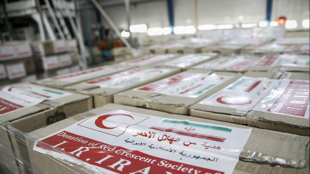 Explosion à Beyrouth: l'Iran a envoyé jusqu'à présent 95 tonnes d'aide humanitaire au Liban