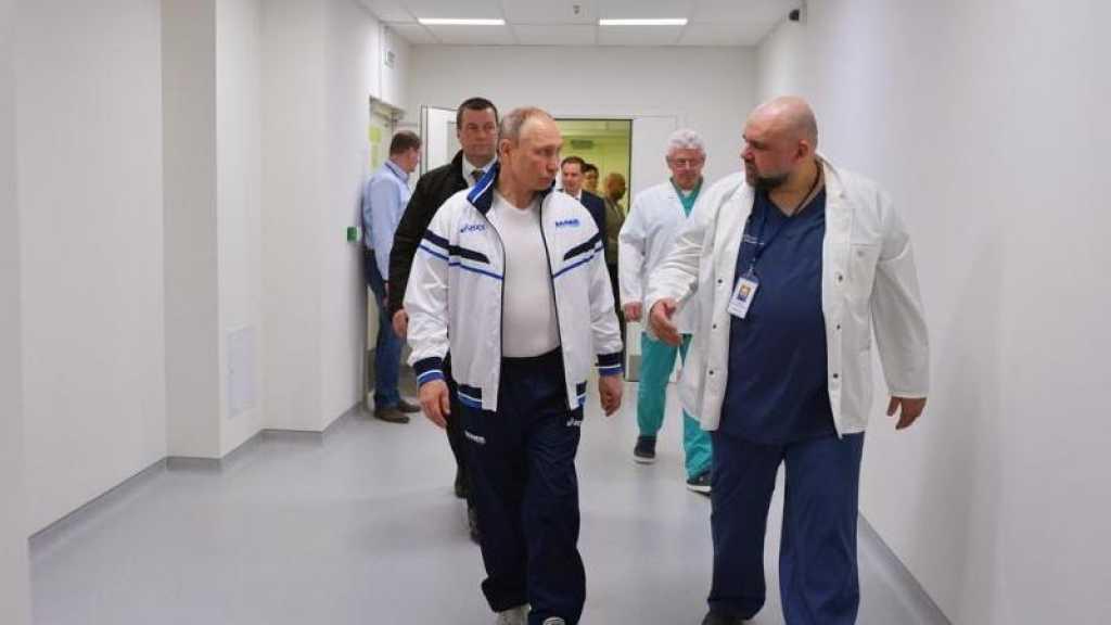 La Russie a développé le «premier» vaccin contre le coronavirus, annonce Poutine