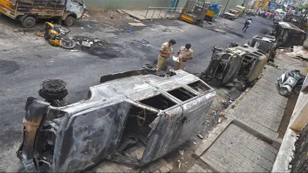 Une publication sur le Prophète Mahomet provoque des émeutes meurtrières en Inde