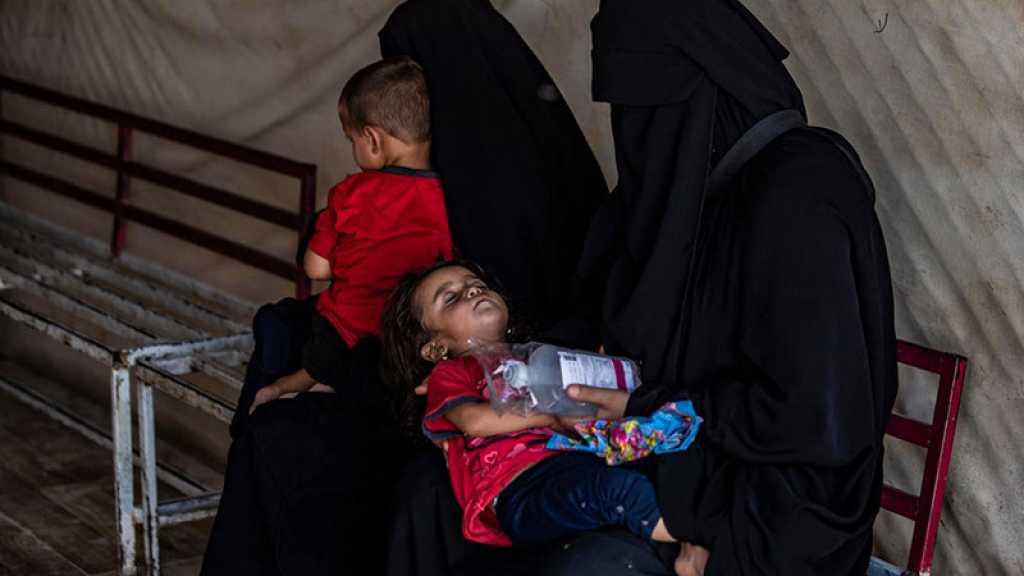 Syrie: pic alarmant de mortalité des enfants dans le camp d'Al-Hol