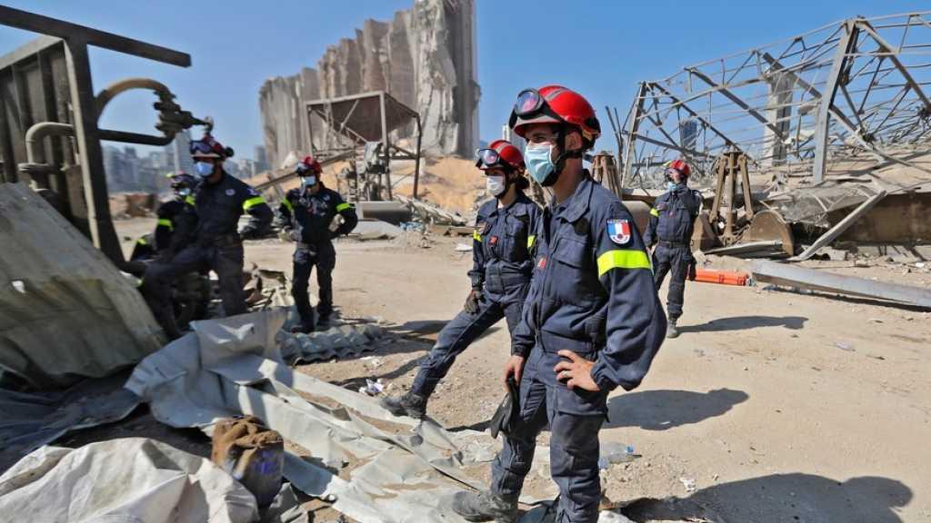 Explosion à Beyrouth: 10 jours après, les secouristes découvrent de nouvelles victimes
