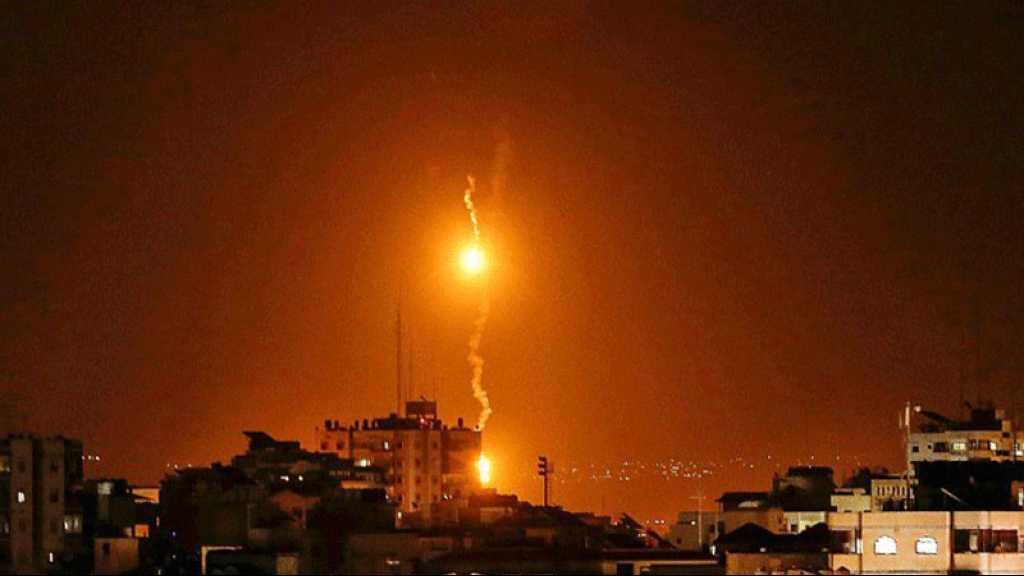 Gaza: l'armée israélienne a frappé des positions du Hamas