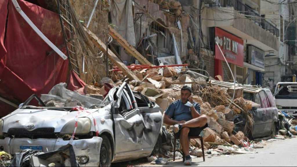 Explosion de Beyrouth: l'ONU lance une collecte de 565 millions de dollars pour le Liban