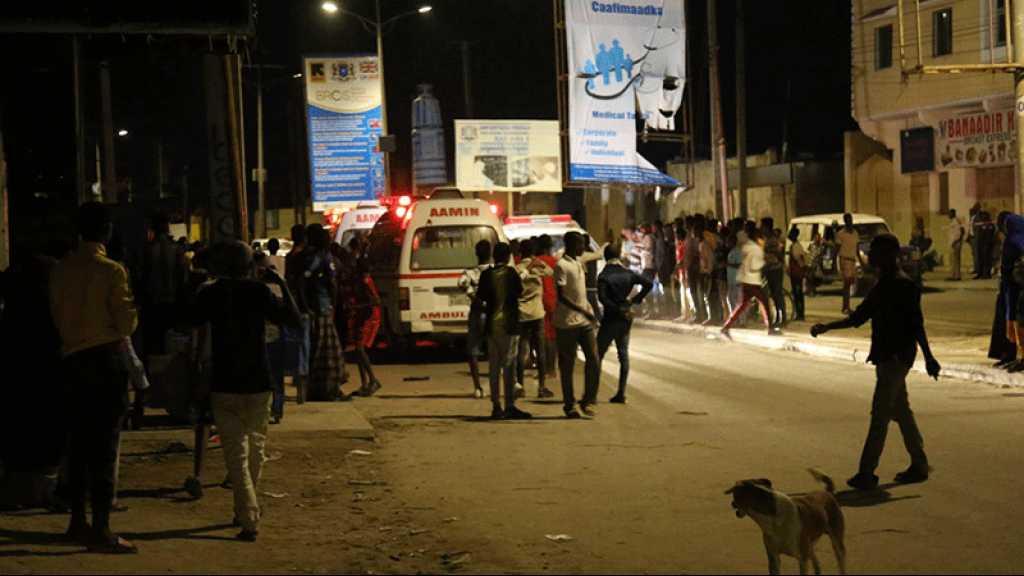 Somalie: onze morts dans l'attaque d'un hôtel de Mogadiscio par les shebab
