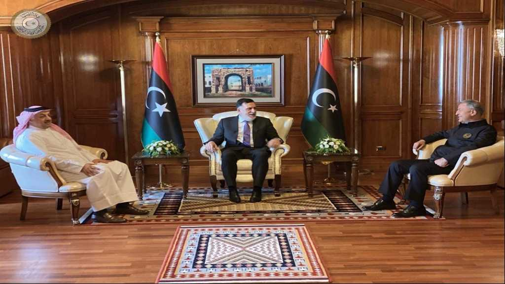 Ankara, Doha et Tripoli s'accordent sur la création d'une base navale turque à Misrata