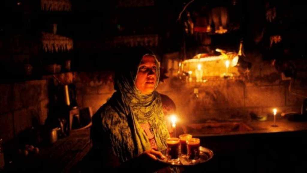 L'unique centrale électrique de Gaza à l'arrêt