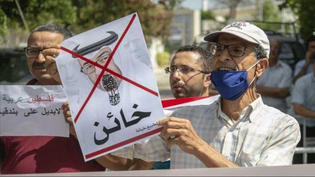 Tunisie: protestations devant l'ambassade des Emirats contre la normalisation