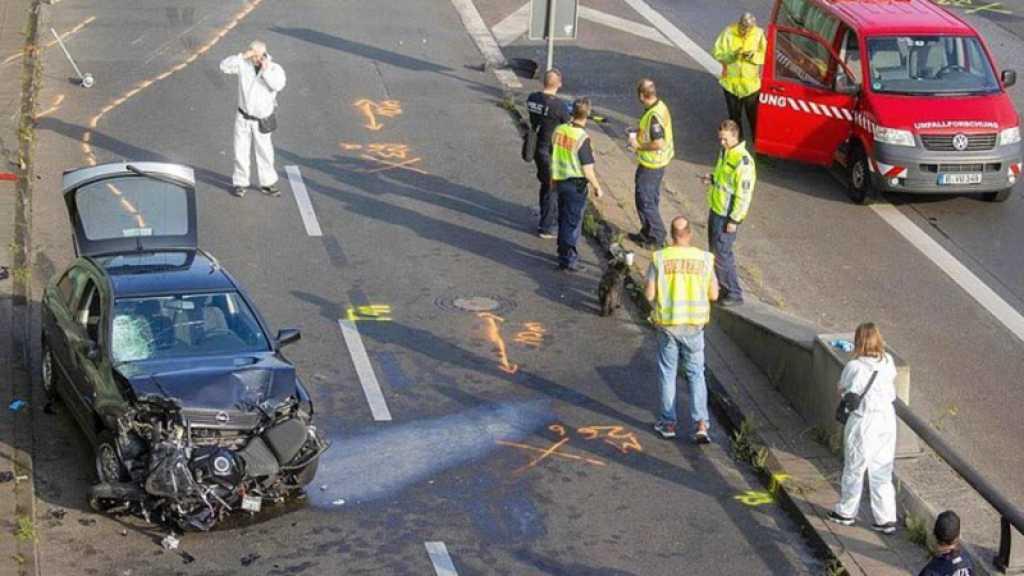 Allemagne: un homme provoque plusieurs accidents sur l'autoroute, un acte extrémiste
