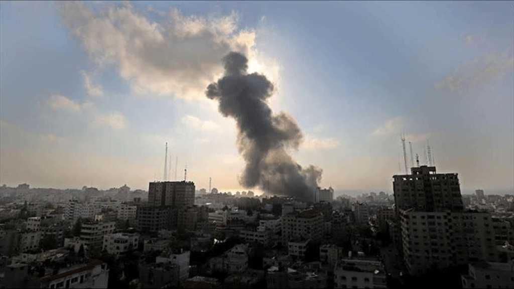 L'armée israélienne bombarde Gaza en riposte aux tirs de roquettes