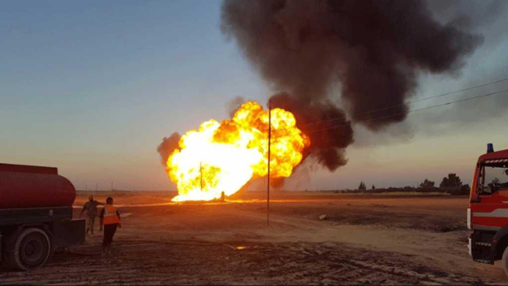 Coupure de courant après l'attaque d'un gazoduc, la situation retournera à la normale dans quelques heures