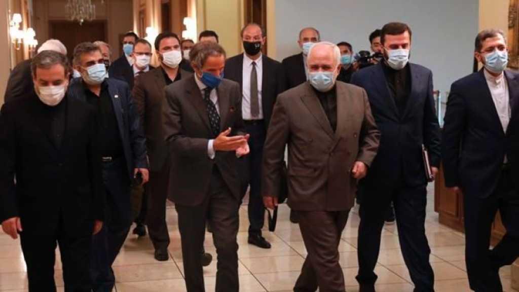 L'Iran accorde à l'AIEA l'accès réclamé à deux sites nucléaires