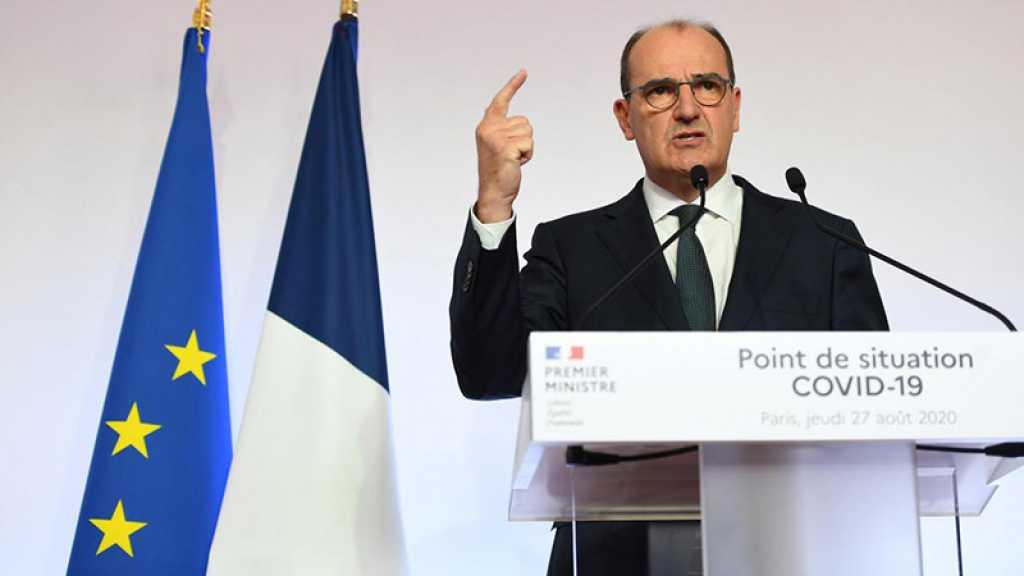 Coronavirus: Castex veut «tout faire» pour éviter un «reconfinement généralisé» en France