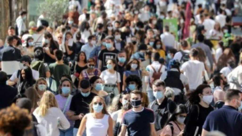 Coronavirus: Paris totalement masqué, plus de 180.000 morts aux Etats-Unis