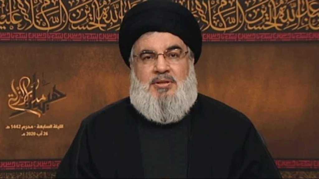 Sayed Nasrallah: Je parlerai de ce qui est arrivé la nuit de mardi dans le sud au moment convenable