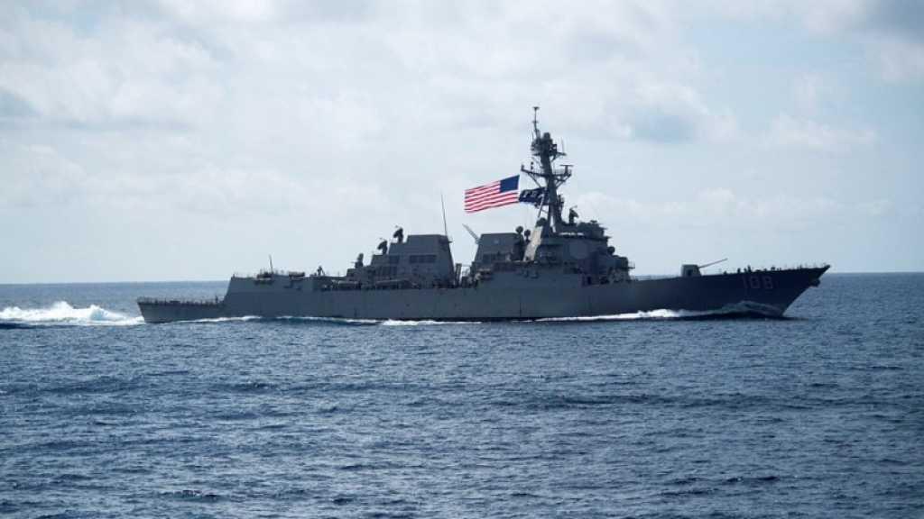 La Chine dit avoir chassé un destroyer américain d'un archipel qu'elle contrôle