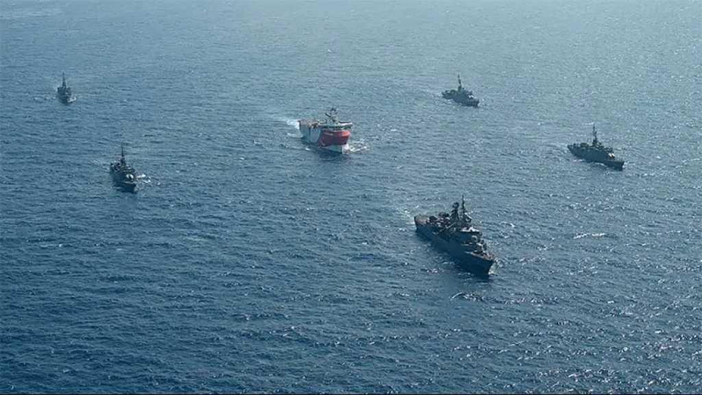 Nouvelles manœuvres militaires turques en Méditerranée orientale