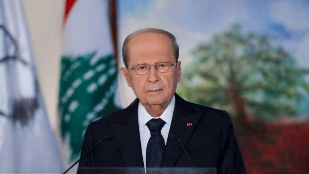 Aoun appelle à déclarer le Liban «Etat laïc»