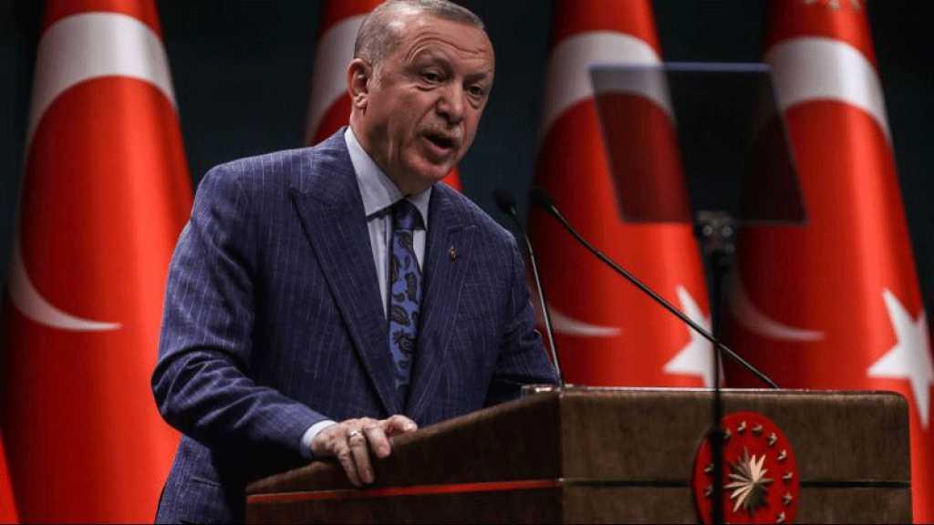 Erdogan s'en prend aux dirigeants grecs et français, «cupides et incompétents»