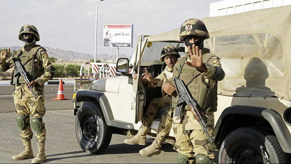 Égypte: 77 terroristes présumés tués au Sinaï
