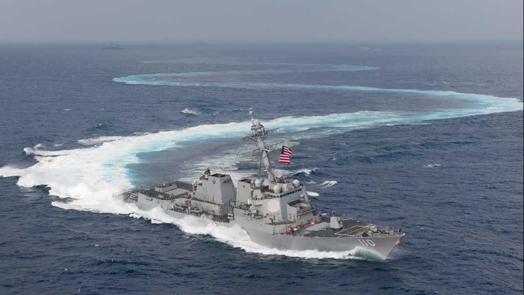 Un navire de guerre US traverse de nouveau le détroit de Taïwan
