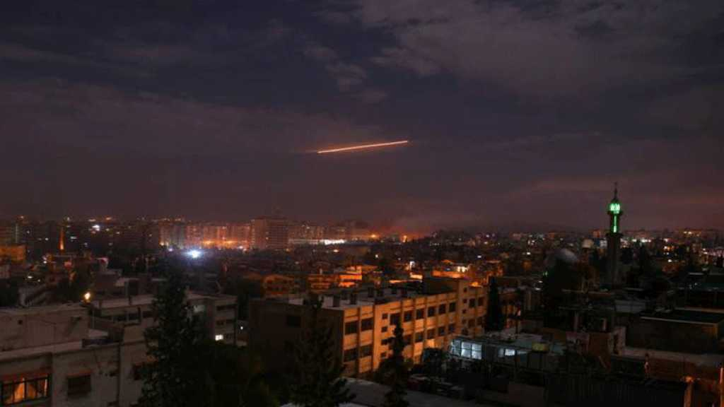 Syrie: Les systèmes de défense antiaériens repoussent une agression israélienne contre Damas