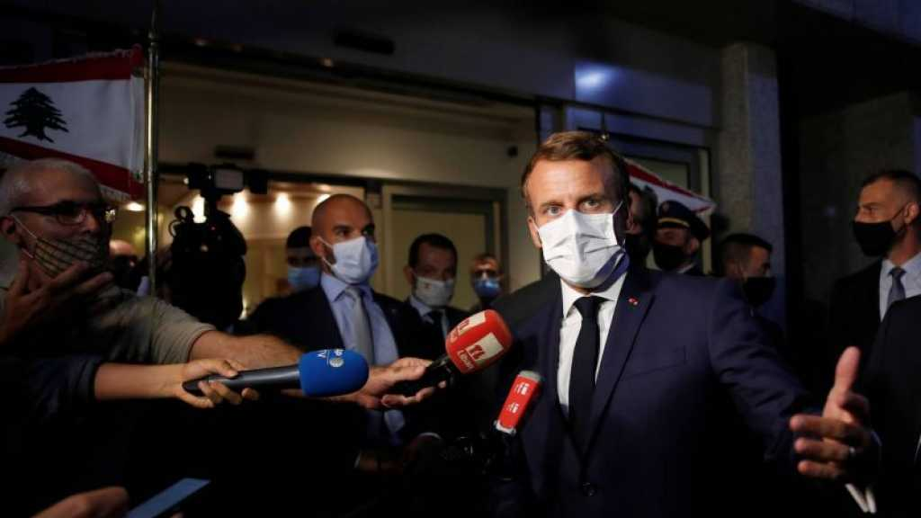 Arrivé au Liban, Macron appelle à la mise en place d'un «gouvernement de mission» au «plus vite»