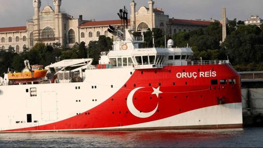 Méditerranée: Ankara prolonge ses recherches gazières malgré les pressions