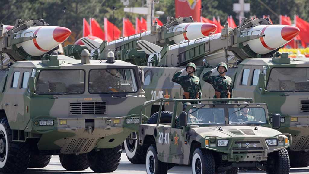 La Chine veut doubler la taille de son arsenal nucléaire, selon le Pentagone