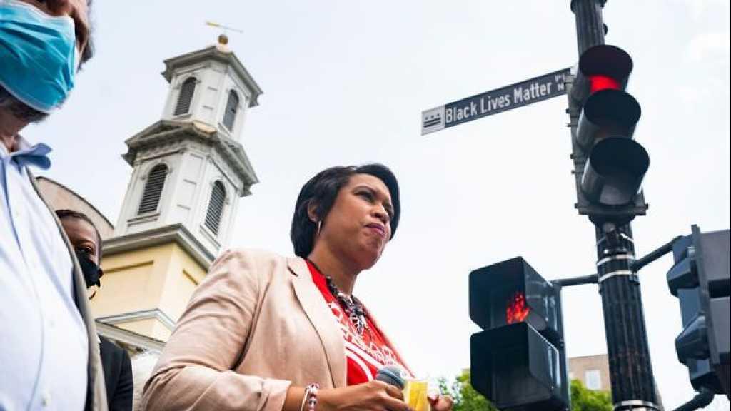 Rebaptiser des monuments? La Maison-Blanche fustige la maire de Washington