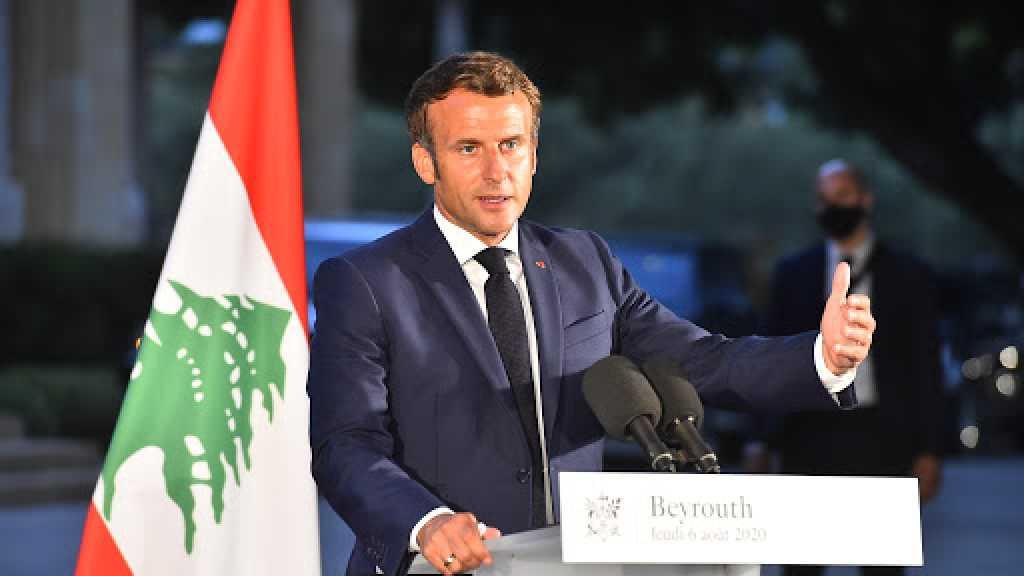 La visite du président français au Liban, un début de sortie de crise?