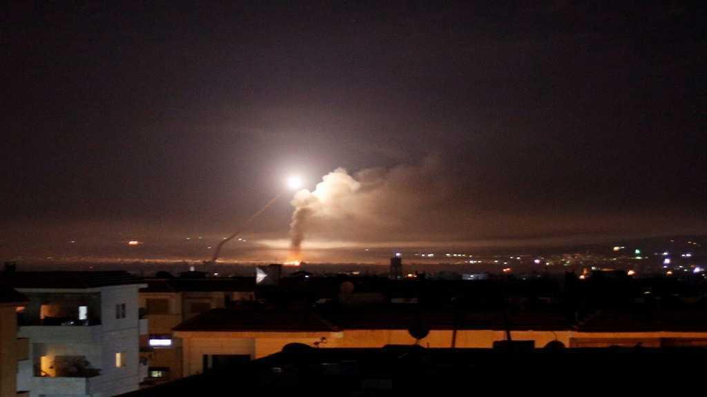 Syrie: Les systèmes de défense antiaériens repoussent une agression israélienne aux missiles