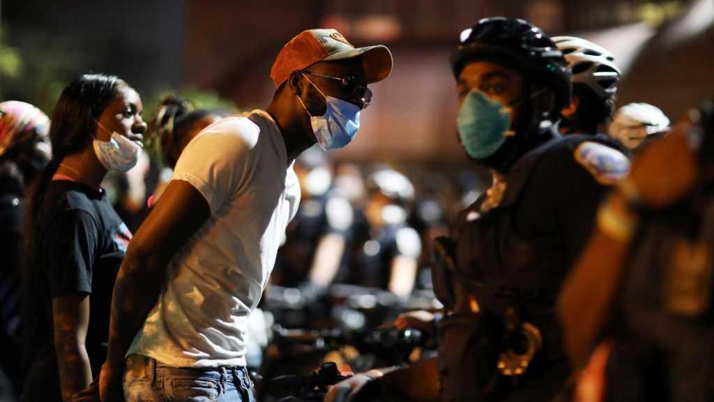 USA: un nouvel homme noir tué par la police, cette fois-ci à Washington
