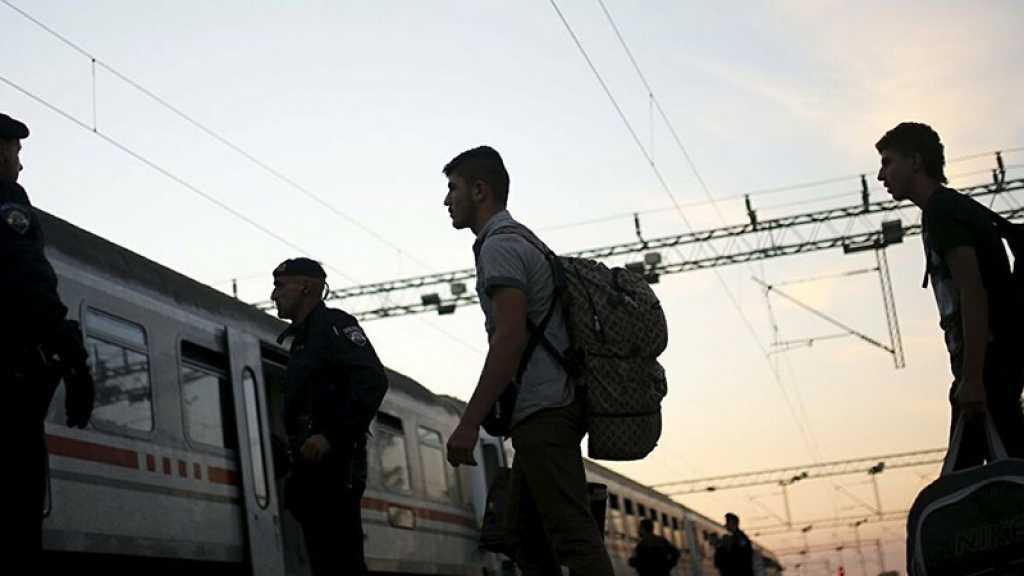 51 migrants irakiens raccompagnés à Erbil lors d'une opération franco-allemande inédite