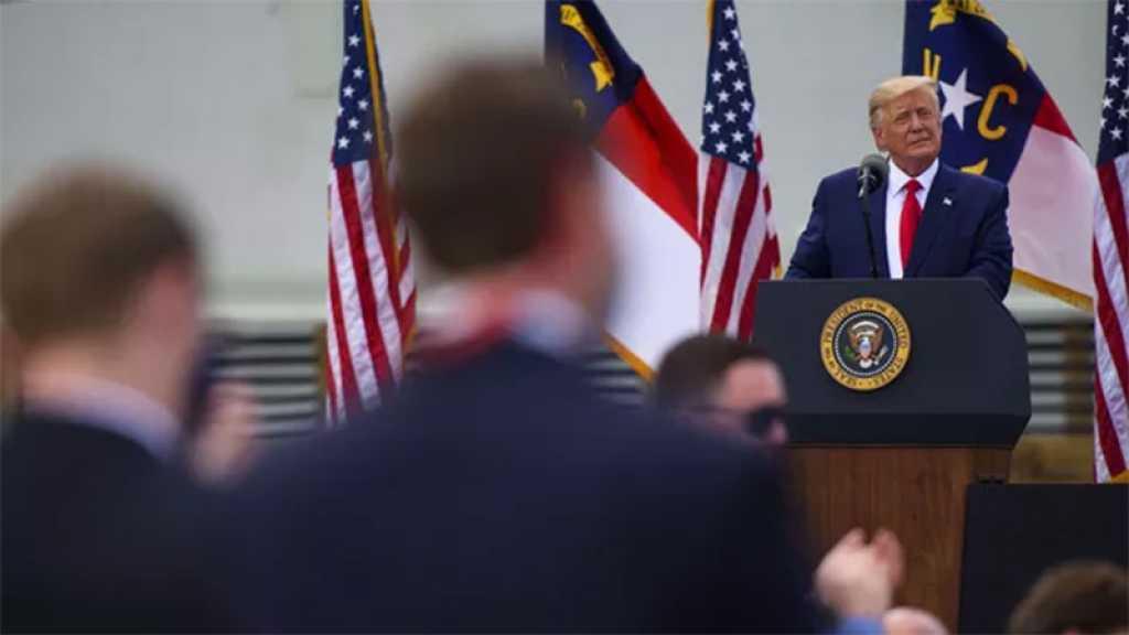Présidentielle US: Trump incite les habitants de Caroline du Nord à voter deux fois