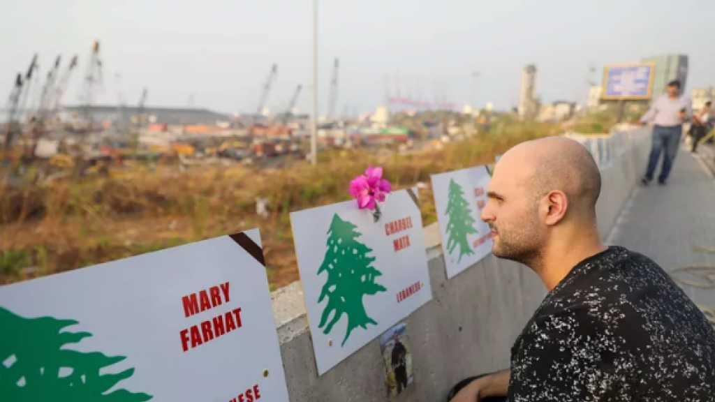 Explosion à Beyrouth: l'hommage aux 191 personnes tuées