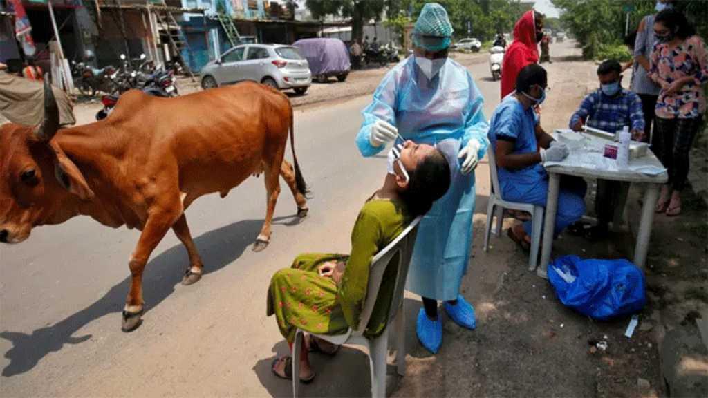 Coronavirus: l'Inde franchit la barre des quatre millions de cas