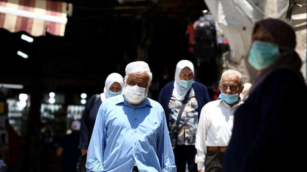 182 nouveaux cas de coronavirus à Gaza