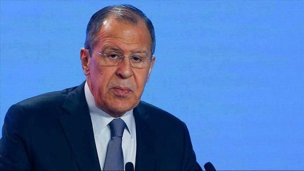 Rare visite à Damas du chef de la diplomatie russe Sergueï Lavrov