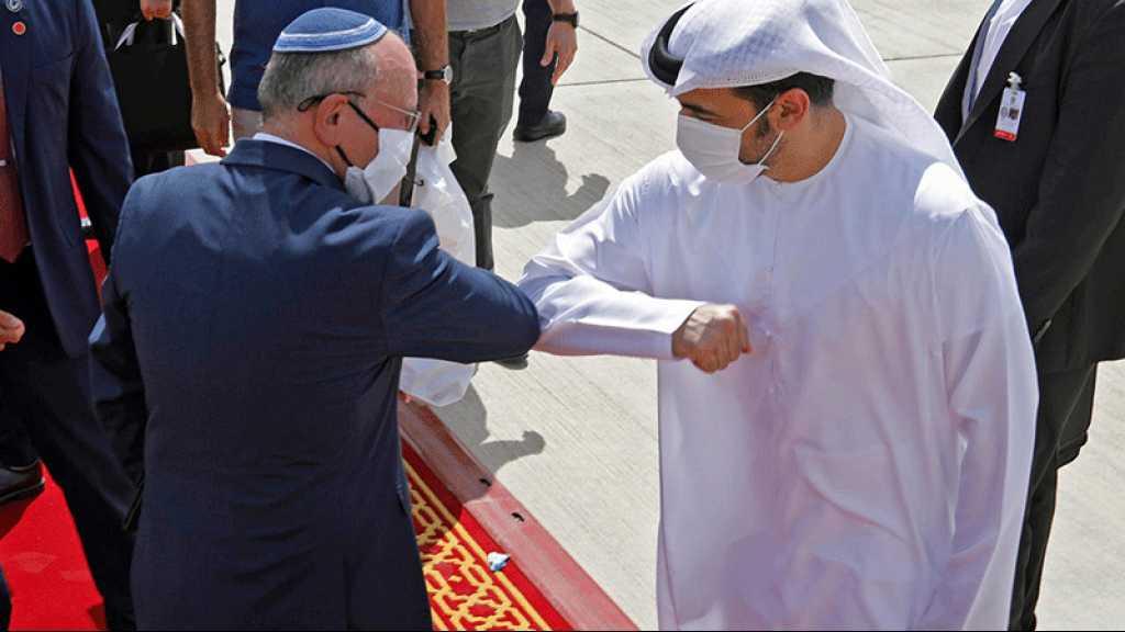 Une délégation émiratie se rendra en «Israël» le 22 septembre (médias)