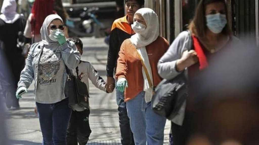 Coronavirus au Liban: cinq décès et 553 nouveaux cas en 24h
