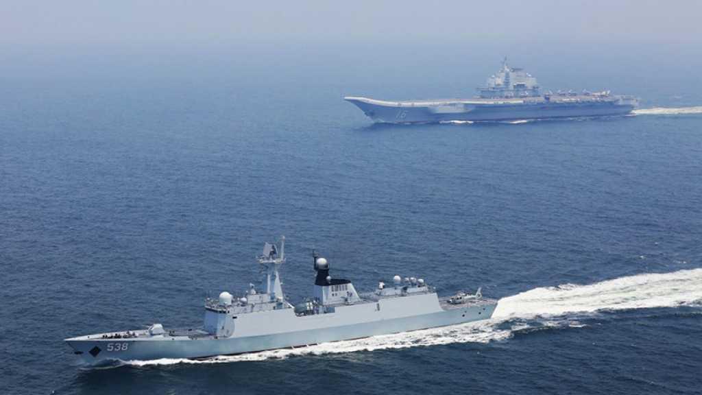 Pékin accuse les États-Unis de menacer la paix en mer de Chine