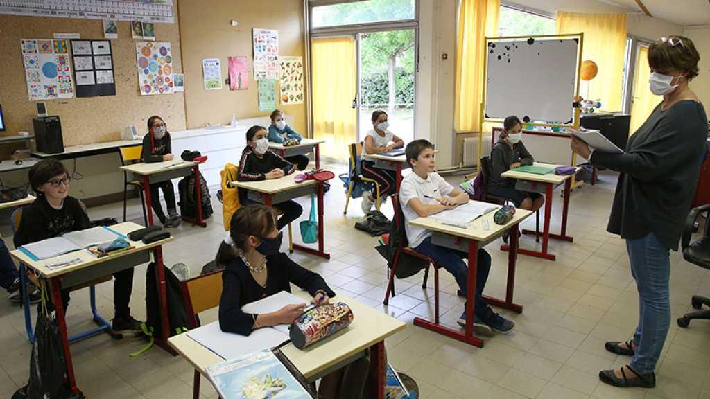 Coronavirus: 32 établissements scolaires et 524 classes fermés, annonce le gouvernement