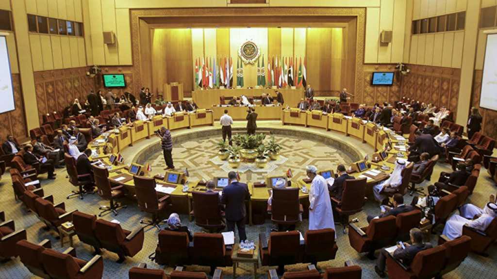 La Ligue arabe n'a pas condamné l'accord entre l'Entité israélienne et les Emirats