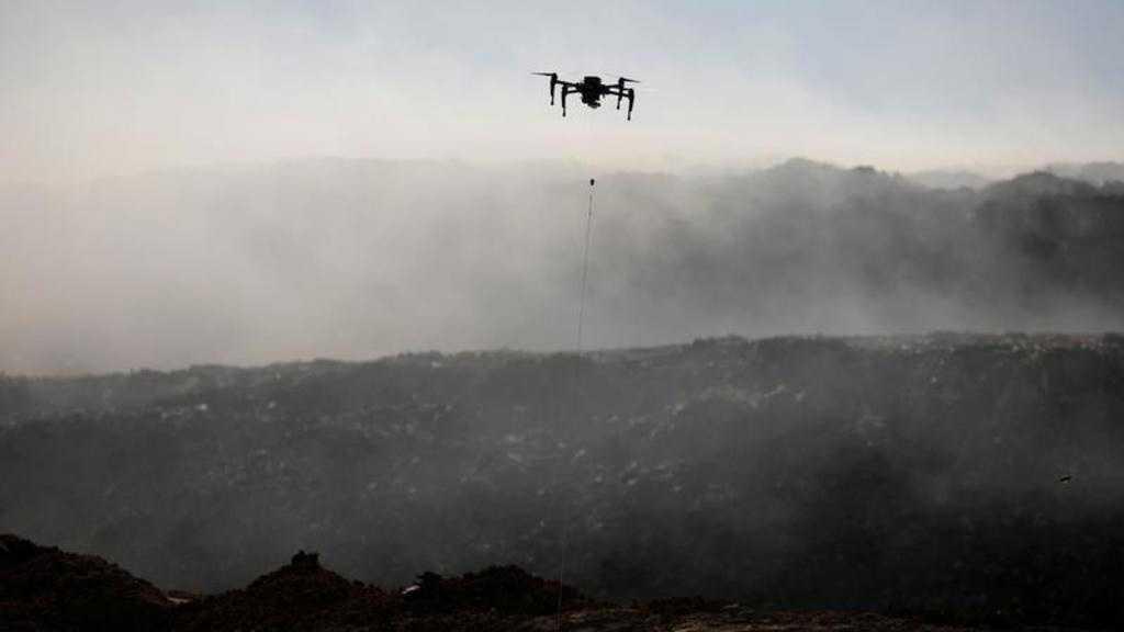 L'armée libanaise a abattu un drone israélien au sud du Liban