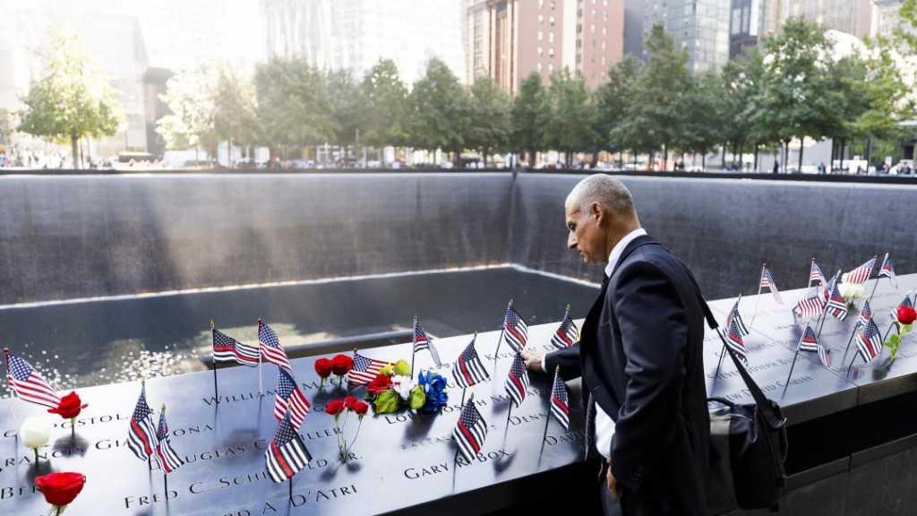 Anniversaire des attentats du 11 septembre: Biden et Trump en vedette mais tenus à la réserve