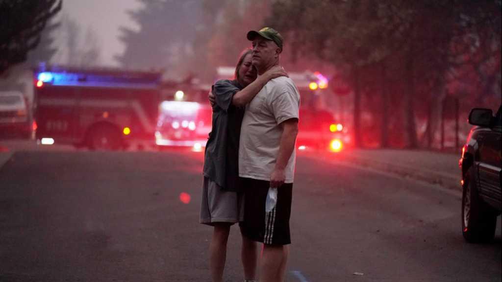 Incendies aux États-Unis: un demi-million de personnes évacuées dans l'Oregon