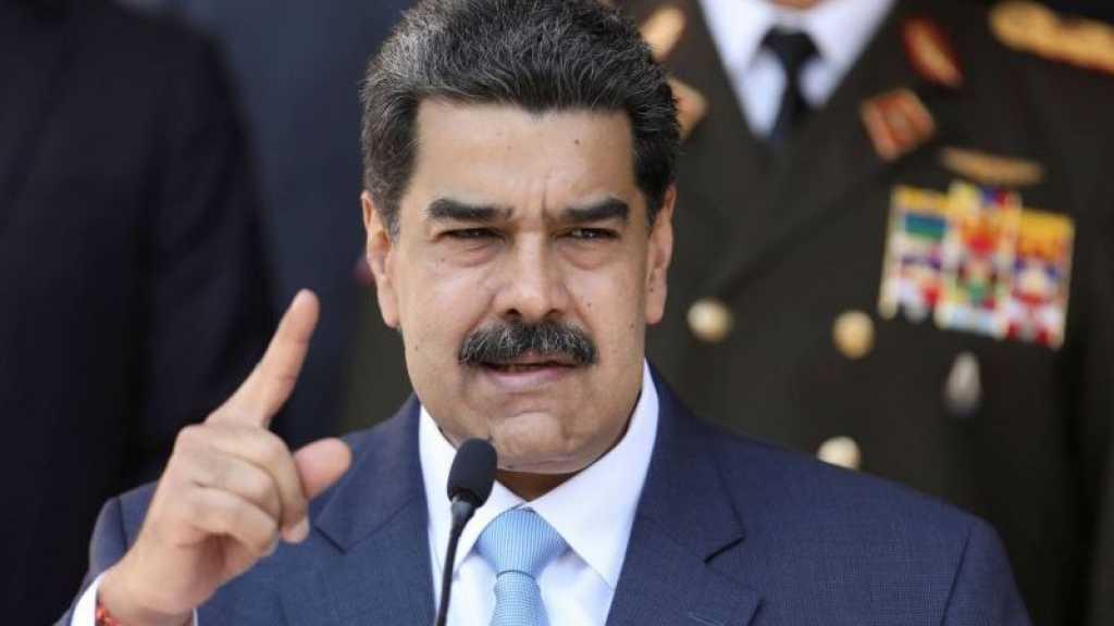 Venezuela: Maduro annonce la capture d'un «espion américain» près de raffineries