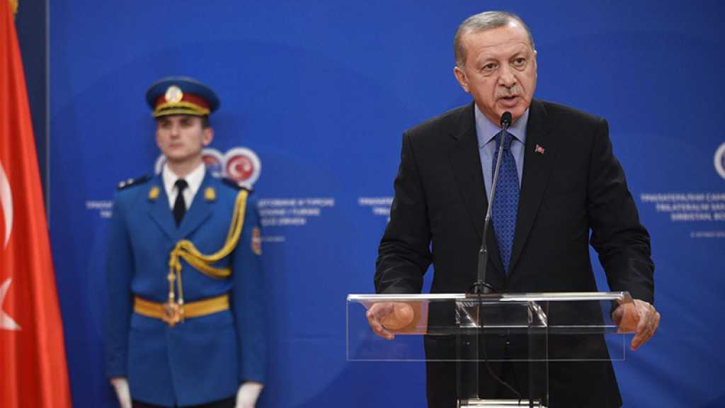 La Turquie condamne l'accord entre «Israël» et Bahreïn