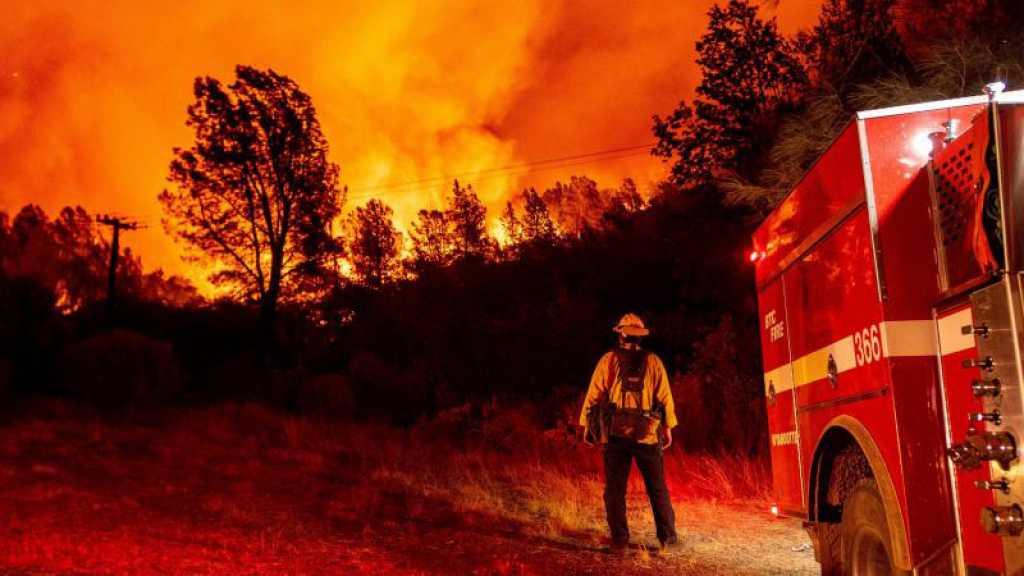 Incendies en Californie: attendu sur place, Trump attaqué sur le changement climatique